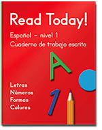 The Spanish workbook is available on Amazon.